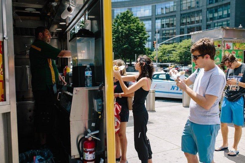 Savor The Street Food in New York