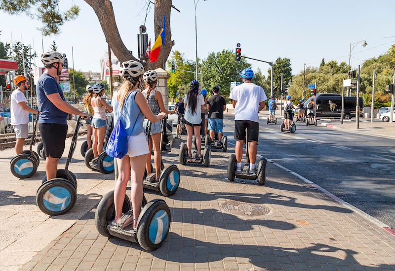 Why A Segway Tour Is A Great Alternative To a Regular Tour