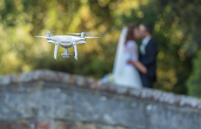 Wedding Photography Drones Are Very Popular in 2020