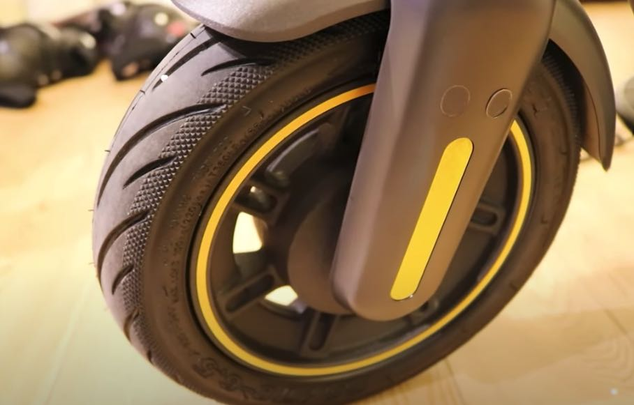 Amazon Segway Ninebot Max Front Wheel