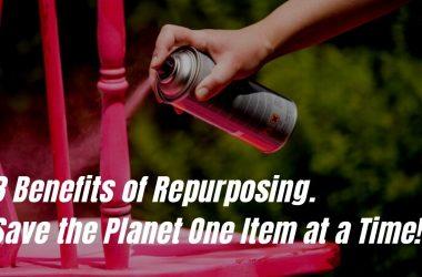 Benefits of Repurposing