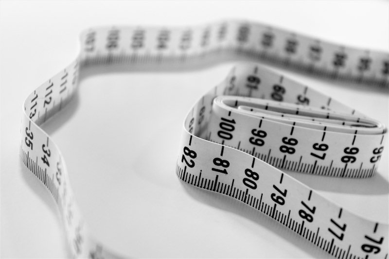 THE ABC DIET. PROS AND CONS - tape measure